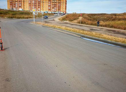 Сотрудниками инспекции по контролю в сфере ЖКХ и муниципального имущества совместно с представителями МКУ «УКС» проведена очередная выездная проверка выполненных в 2020 году работ по строительству автомобильных дорог в городе Красноярске
